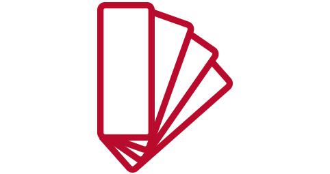 fan deck icon