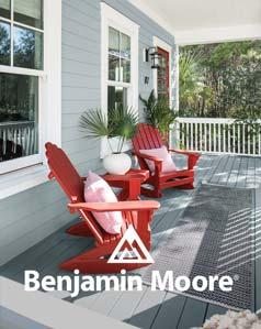 benjamin exterior paints in ottawa